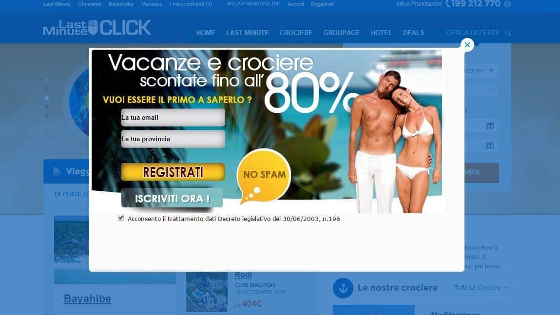 Gennaro Niola: lastminuteclick.it impresa d'eccellenza sul web